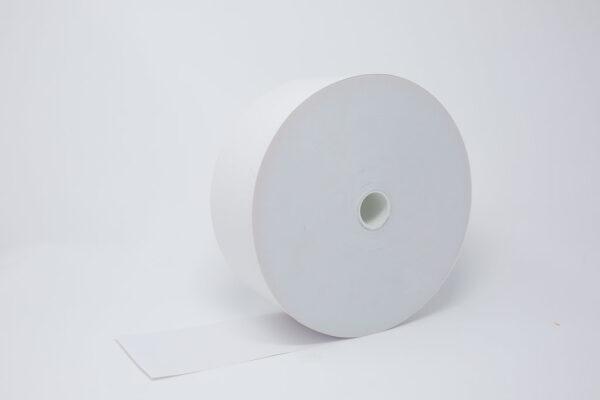 "2 5/16"" x 400' Thermal Roll Paper - 11/16""ID - 32 rolls/case"